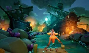 Crash Bandicoot It's About Time game download
