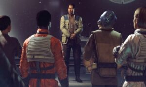Star Wars Squadrons game for pc