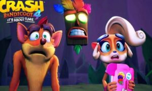 download Crash Bandicoot It's About Time game