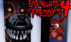 Download Five Nights at Freddy's 4 Game