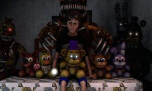 Five Nights at Freddy's 4 game for pc