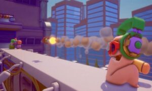 Worms Rumble download