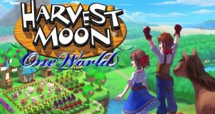 Download Harvest Moon One World