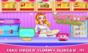 Food Delivery Battle pc download